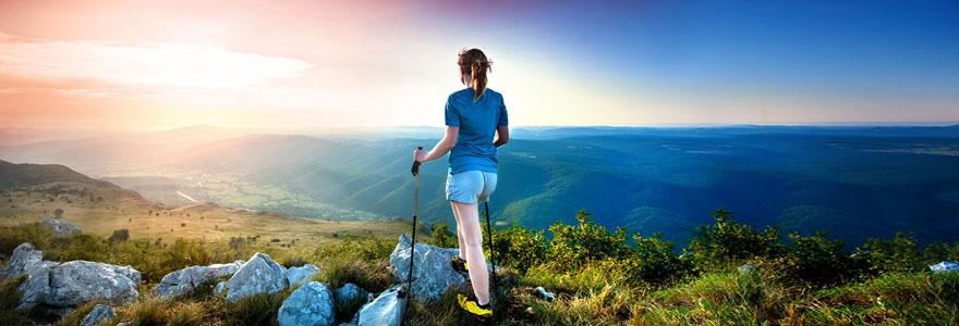 Faire-du-trekking