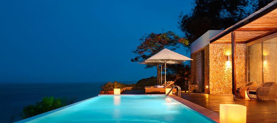 Hôtel à Zanzibar