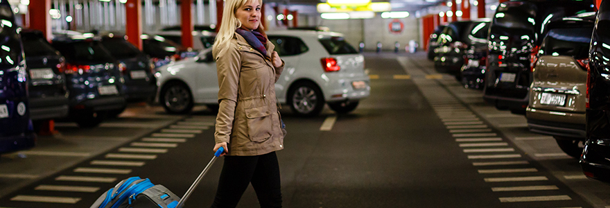 Reserver son parking a l aeroport