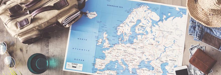 Voyages dans le monde