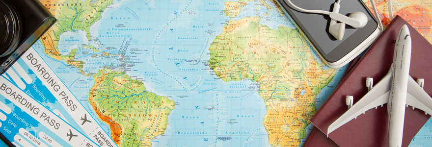 Blog voyage